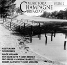 MUSIC FOR A CHAMPAGNE BREAKFAST